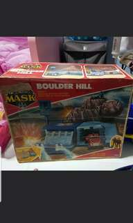 M.A.S.K Boulders Hills
