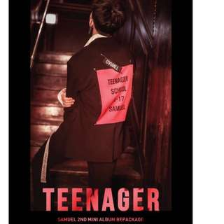 Samuel- Teenager