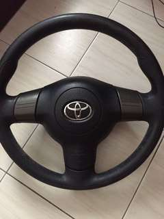 toyota wish legend steering