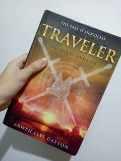 Traveler by Erwyn Elys Dayton