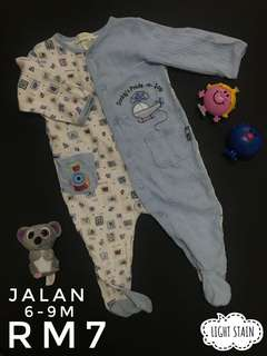 Baby Sleepsuit ( bundle)