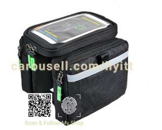 Bicycle Bag with phone holder(RockBros)