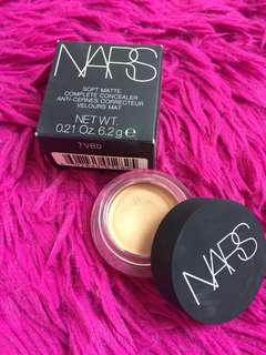Nars Soft Matte Concealer shades Ginger