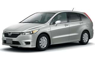 Honda stream 1.8 for rental