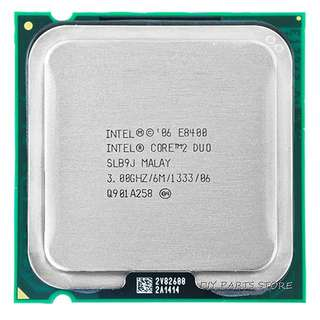 Intel Dual Core e8400