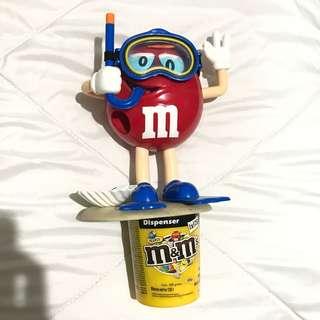 M&M's Chocolate Dispenser