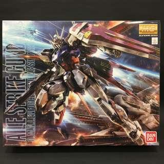 Bandai 1/100 MG GAT-X105 Aile Strike Gundam Ver. RM