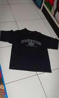 t-shirt houston size 3-4T