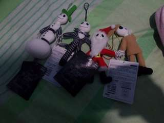 Jack Skellington 3 pcs available