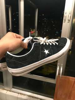 Converse OG One Star Tyler The Creator Black White SIZE US 9