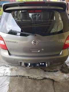 Nissan Grand Livina Full Specs