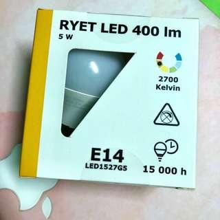 Ikea Light Bulb 燈泡