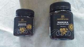 New Zealand Manuka Honey...5+