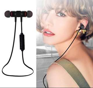 Brand New Sports Bluetooth Earphones with Mic