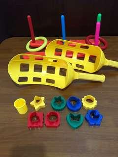 🚚 三組玩具一起賣