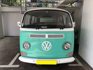 VOLKSWAGEN KOMBI 1.6 MANUAL