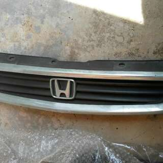 Honda SO4 front grill original item