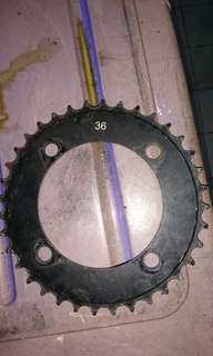 36t Chainring