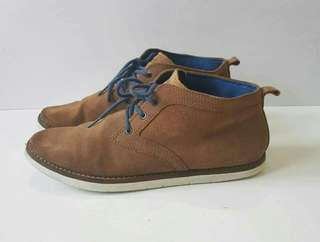 Pull n Bear Coklat Suede Authentic Original