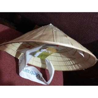 越南紀念品越南帽子