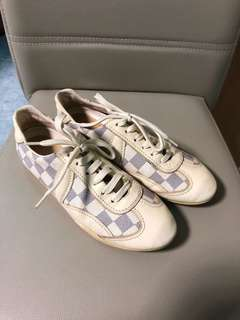 LV shoes size 36.5