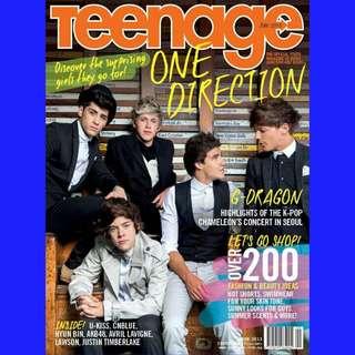 Teenage Magazine (One Direction, Taylor Swift)