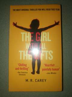Novel: The Girl With All The Gift
