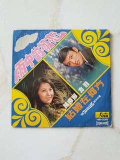Retro vinyl record 黑胶唱片