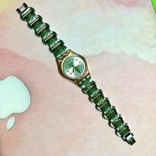 Swatch Green Watch