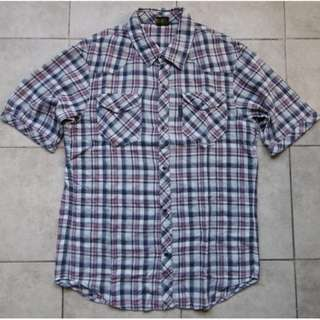 Kemeja Gunung COLUMBIA Cotton Flannel