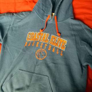 Hoodie Coastal Elite Basket Ball