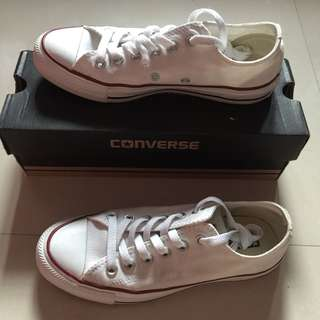 Converse Chuck Taylor (Optic White)