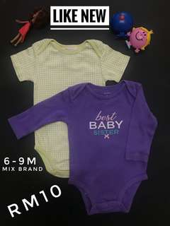 Baby Romper ( Bundle )