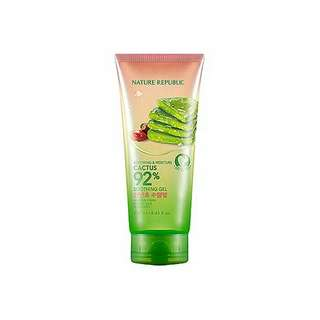 Soothing and Moisture cacyus 92%