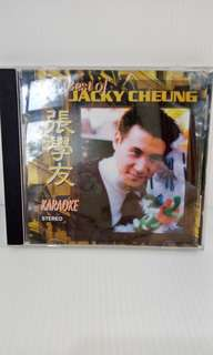 VCD The best of Jacky Cheung