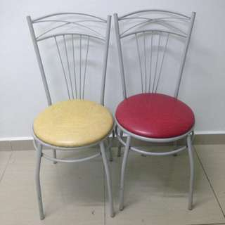 Chair (Red & Yellow)