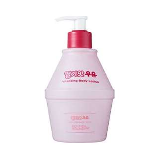 Korea strawberry milk lotion
