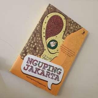 'Nguping Jakarta' by Isman H. Suryaman