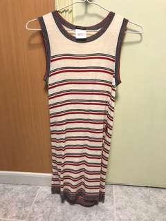 Chanel cashmere dress size 36