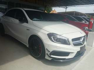 Imported Japan Car (ED-2 Mercedes Benz A45 AMG 4matic)