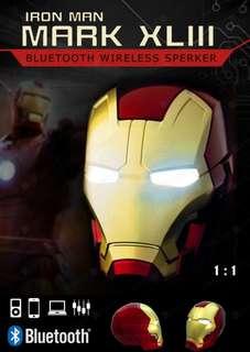 Iron Man Mark XLIII 1:1 頭盔藍芽喇叭
