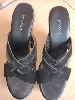 Wedges symbolize size 37
