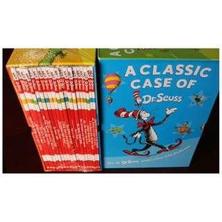 Dr Seuss 20 story Books Brand New