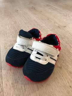 Baby Shoes with lights in soles - Unisex