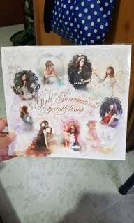 SNSD limited edition special stamp - The Boys