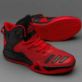 Sepatu Basket Adidas DT BBall Original Bnib