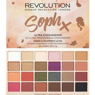🚚 Revolution Soph Highlighter Palette (Preorder)