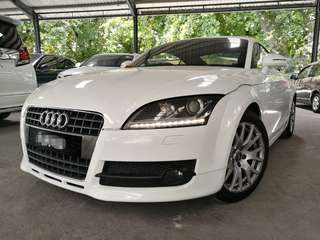 Audi TT 2.0 (A) Year 2007 / Under Market Value