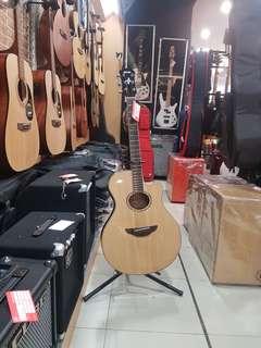 Gitar Yamaha APX 600-Natural Dijual Credit Promo Bunga 0% Dp 0%