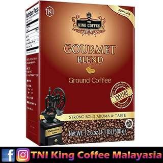 🌟TNI King Ground Coffee Gourmet Blend Vietnam Coffee (HALAL)🌟 添爱尊尚咖啡研磨越南咖啡🌟
